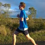 Distance runner Tate Bruinsma
