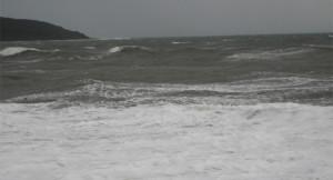 Hawks Nest Beach smashed