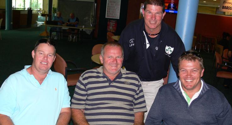 Tea Gardens Police Golf Charity Day