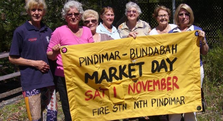 Pindinar Bundabah Market Day