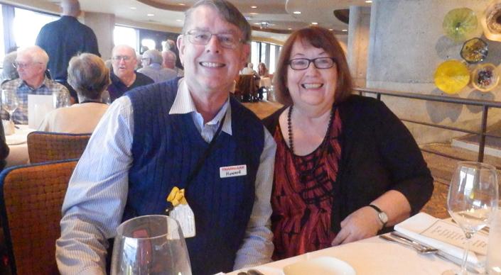 Howard and Diana Bridgman