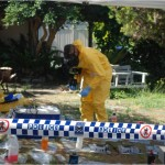 Bandidos associate arrested and charged following discovery of clan lab at Nelson Bay