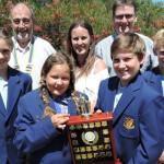 Myall Coast rotary Club and Tea Gardens School