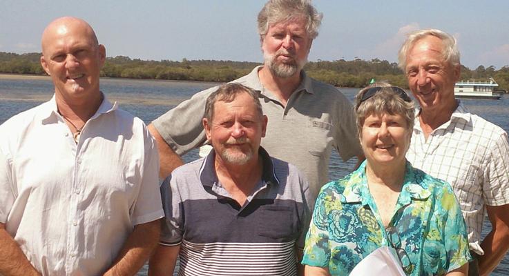 Hawks Nest Tea Gardens Progress Association Board