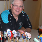 Golf, Fishing and Darts at the Hawks Nest Golf Club Social Club
