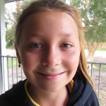 Abby Fenner – Year 5. Tea Gardens Public School