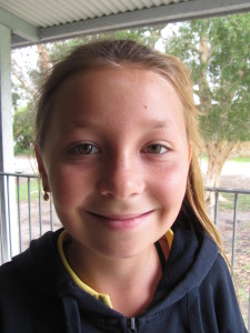 Abby Fenner – Year 5. Tea Gardens Public School