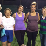 Bulahdelah Tennis Club ladies play grand final