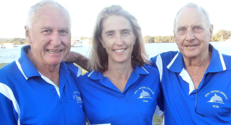 Chris Lock Trina Sefton and Peter King