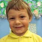 Ethan Avery – Kindergarten. Tea Gardens Public School