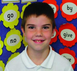 Owen Finch – Year 1/2. Karuah Public School