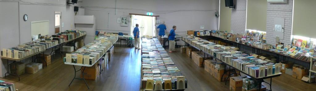 2015 Rotary Tea Gardens Book Sale