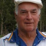 Tea Gardens Mens Bowlers farwell Bob Foster