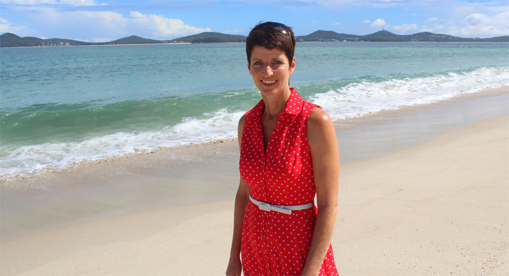 Kate Washington Port Stephens State Candidate