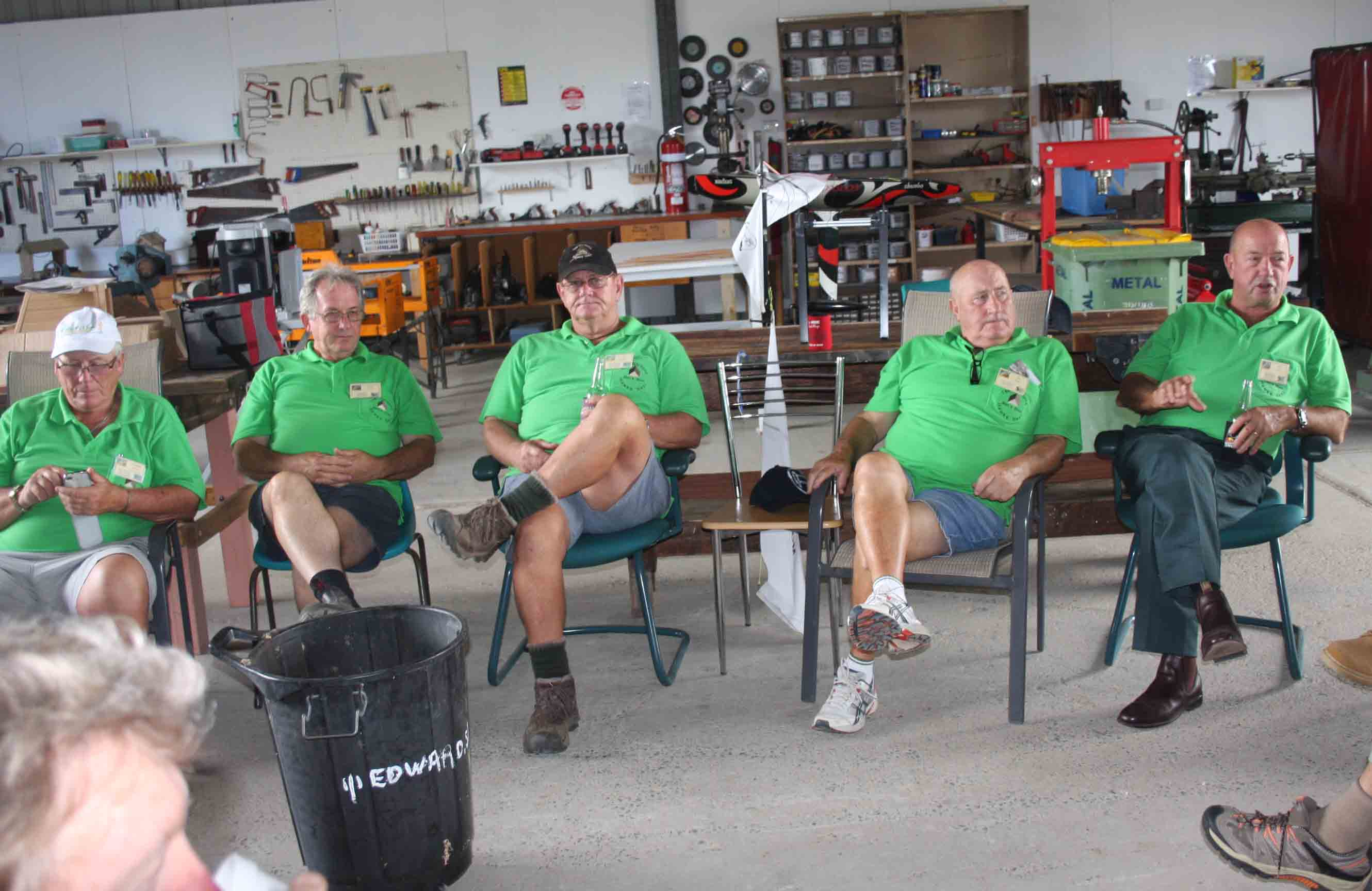 forster tuncurry mens shed
