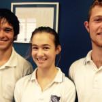 Karl Price, Ellie Gooch and Tegan Davis impress at Youth of Year Quest