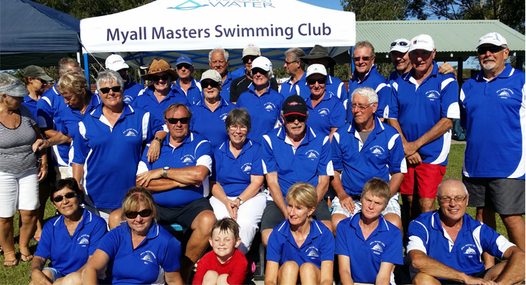 Myall Masters Swimming Club
