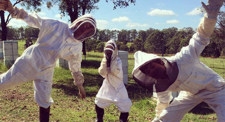 Nabiac beekeeper