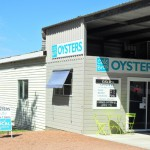 An Oyster Easter at Karuah waterfront