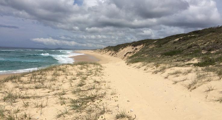 Mungo Beach closed