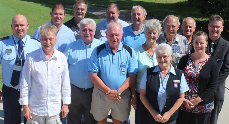 Tea Gardens Police Charity Golf Day