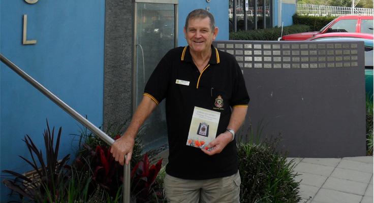 Peter Fidden Karuah RSL Sub Branch President