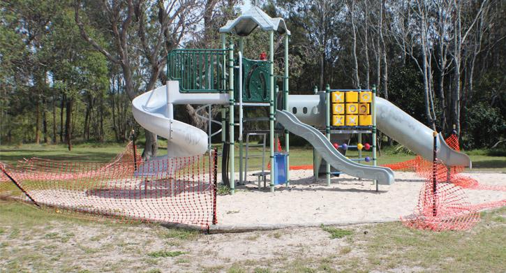 Winda Woppa play area