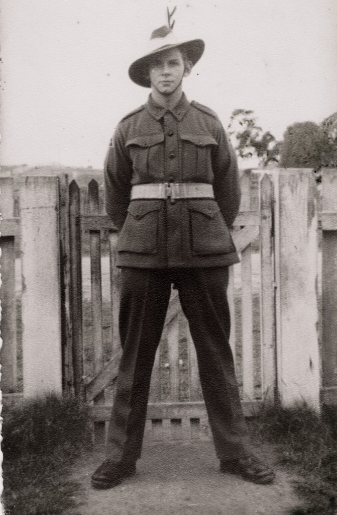 Victor Sinclair Fittock (Peter) was killed in New Guinea, 2nd May, 1945 and is buried in Wewak War Cemetery (J.B.16). Beryl corresponded with Victor (Peter) Fittock during the war and was saddened to receive a letter from Peter not long after word came through that he had been killed.