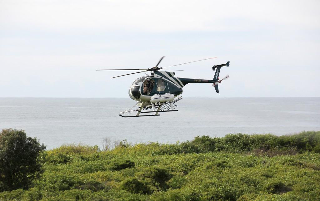 Aerial Spraying 07-15