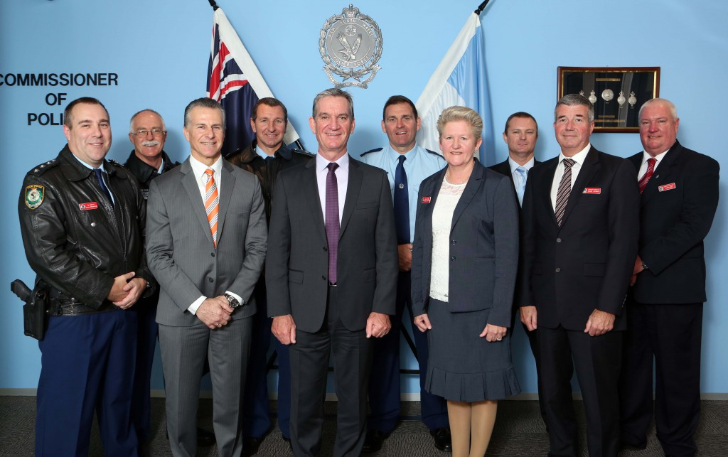 Nine NSW Police Force officers honoured with Australian Police Medal
