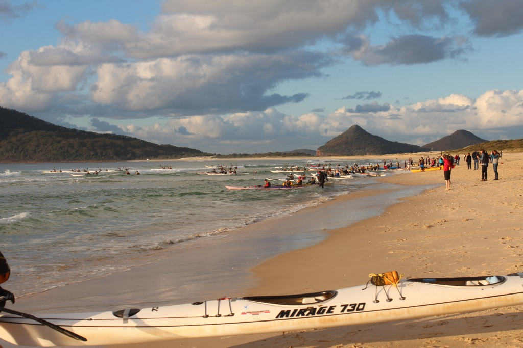 Geoquest at Great Lakes, Port Stephens
