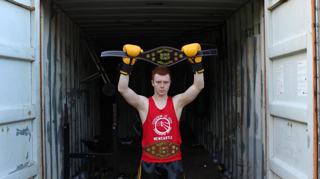 Daniel Evans Karuah boxer