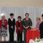 Tea Gardens Hawks Nest Lioness Club Changeover Dinner
