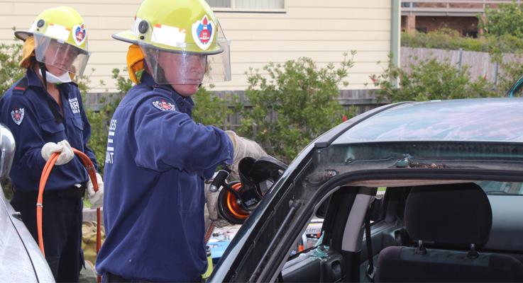 Tea Gardens Fire & Rescue Open Day