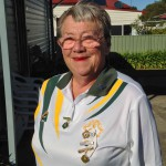 Loretta Towers received Life Membership, Bulahdelah Women's Bowls