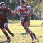 Karuah hold out Dungog in a tough game of league