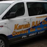 Karuah RSL take Courtesy Bus to Tea Gardens