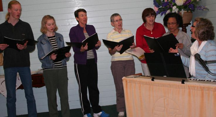 Bulahdelah Choir