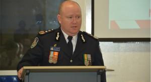 Commissioner Shane Fitzsimmons