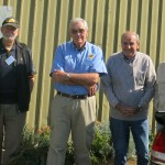 Tea Gardens Hawks Nest Mens Shed thanks supporters