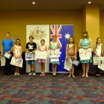 Australia Day e-calendar competition for Great Lakes
