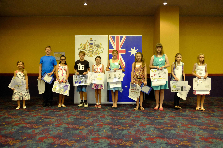 2015 ecalendar winners