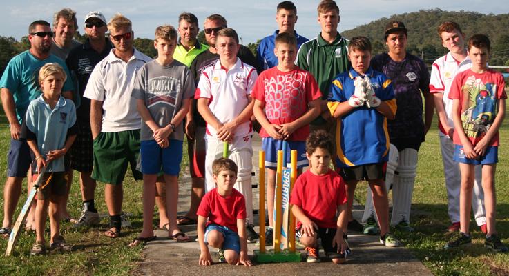 Bulahdelah Cricket nets