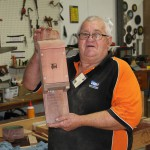 Tea Gardens Mens Shed working for the community