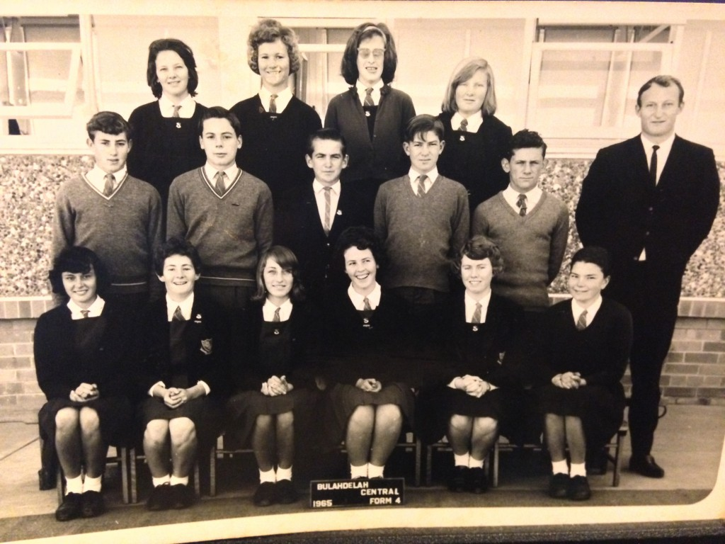 Class of 1965 at Bulahdelah Central School