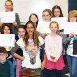 Craft workshops at Tea Gardens and Forster Libraries
