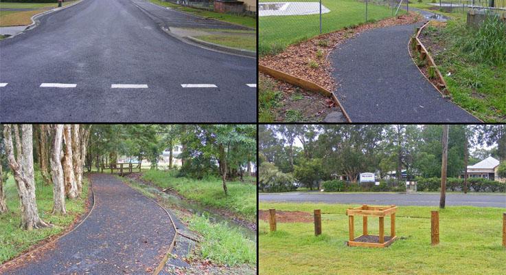 Nabiac Council works done