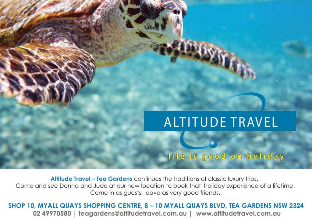 Altitude Travel