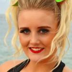 Kallie McNamara, Hawks Nest, competes All Star Cheer & Dance World Championships