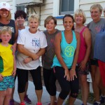 Zumba is growing within the Tea Gardens community